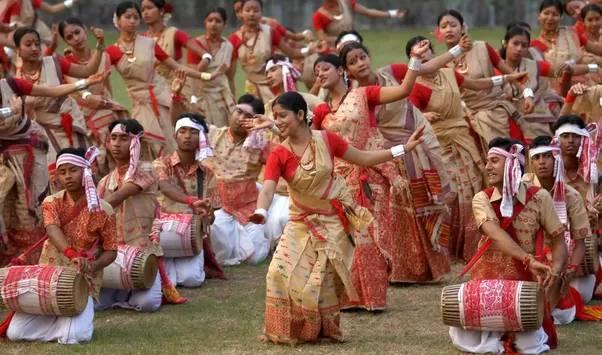 Harvest-Festivals-of-India Magh Bihu