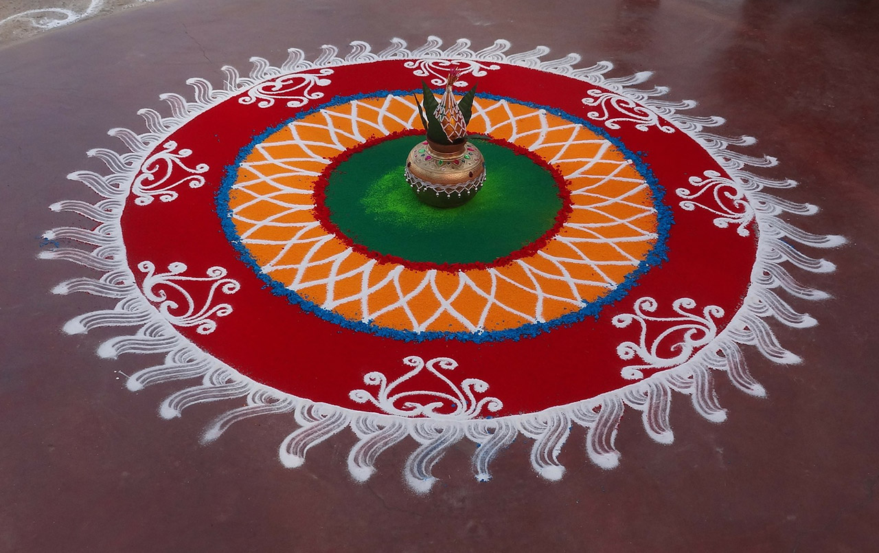 Harvest-Festivals-of-India-Rangoli