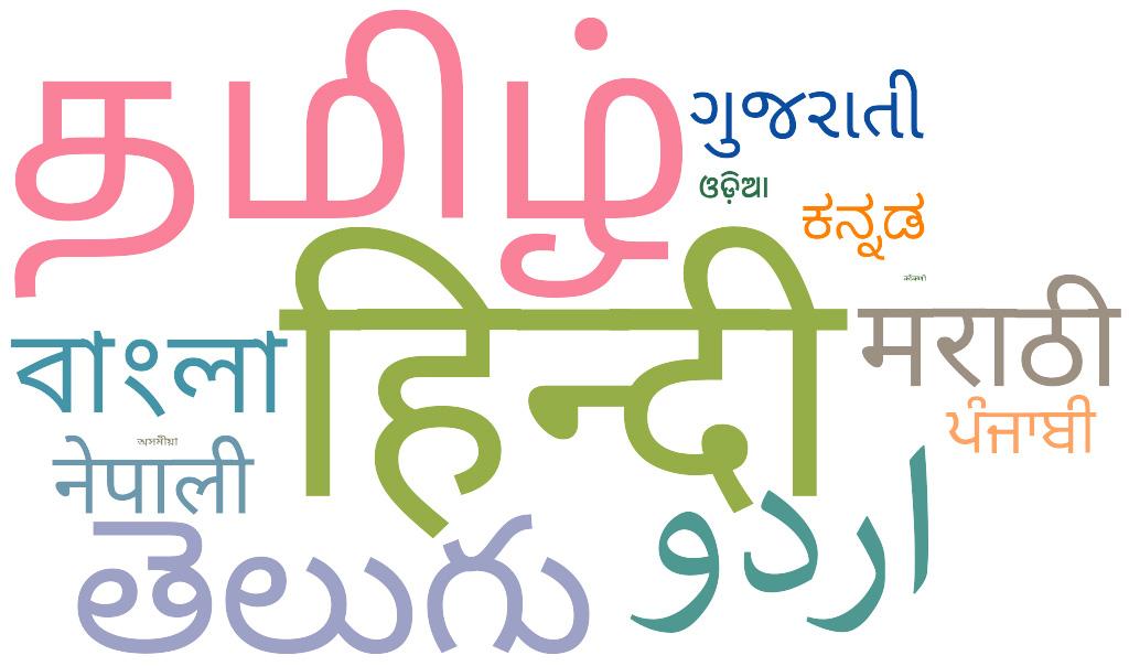 Languages-in-India