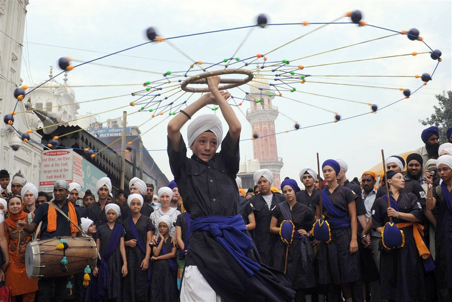 Martial-Arts-of-India-Gatka