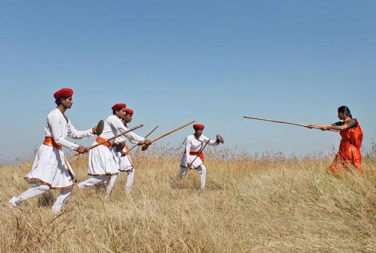 Martial-Arts-of-India-Mardaani-Khel