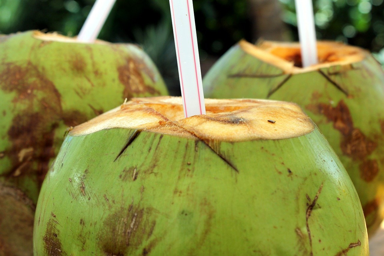 The Green Coconut