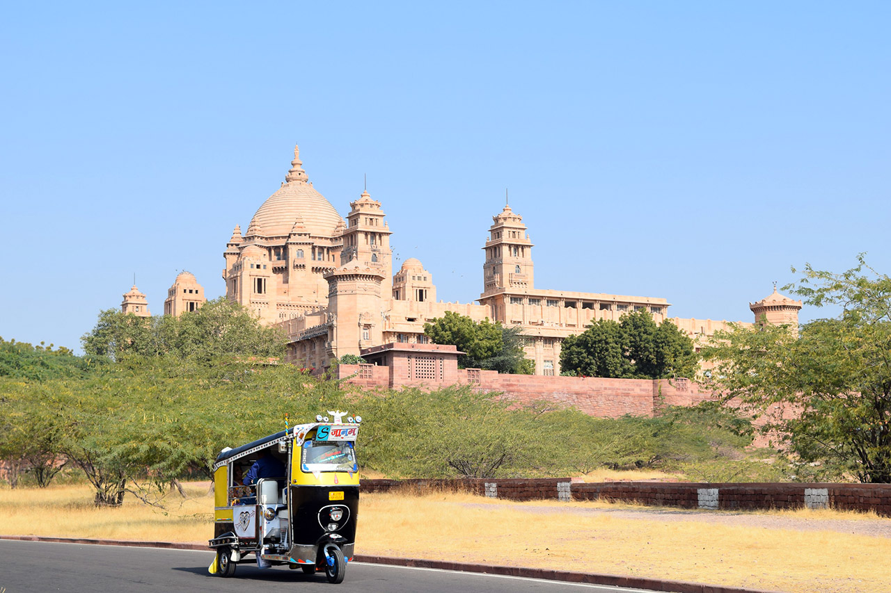 Culture-of-Rajasthan-Architecture-Umaid-Bhawan