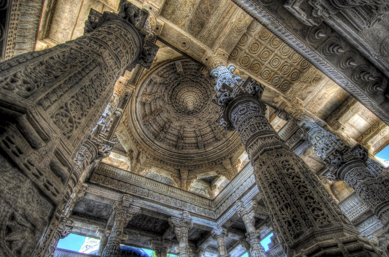 Culture-of-Rajasthan-Architecture