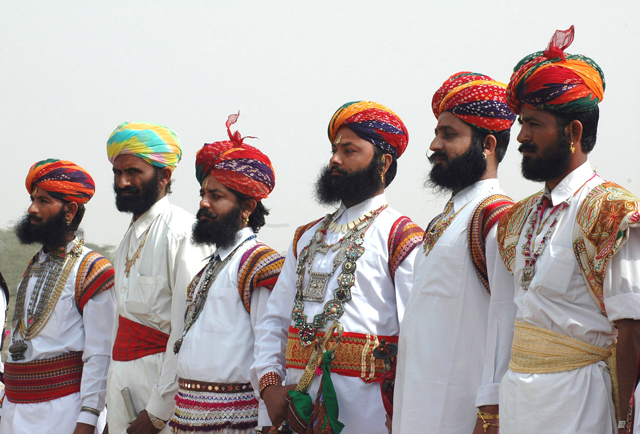 Culture-of-Rajasthan-Dress