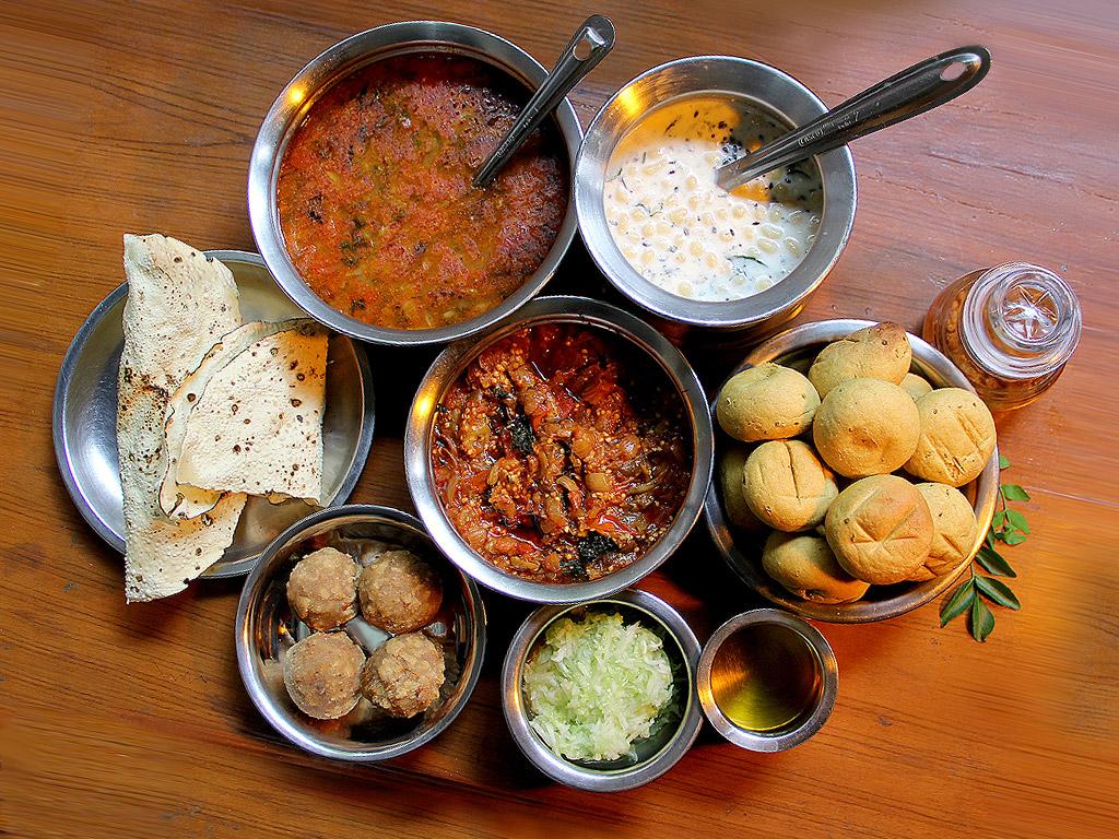 Culture-of-Rajasthan-Food
