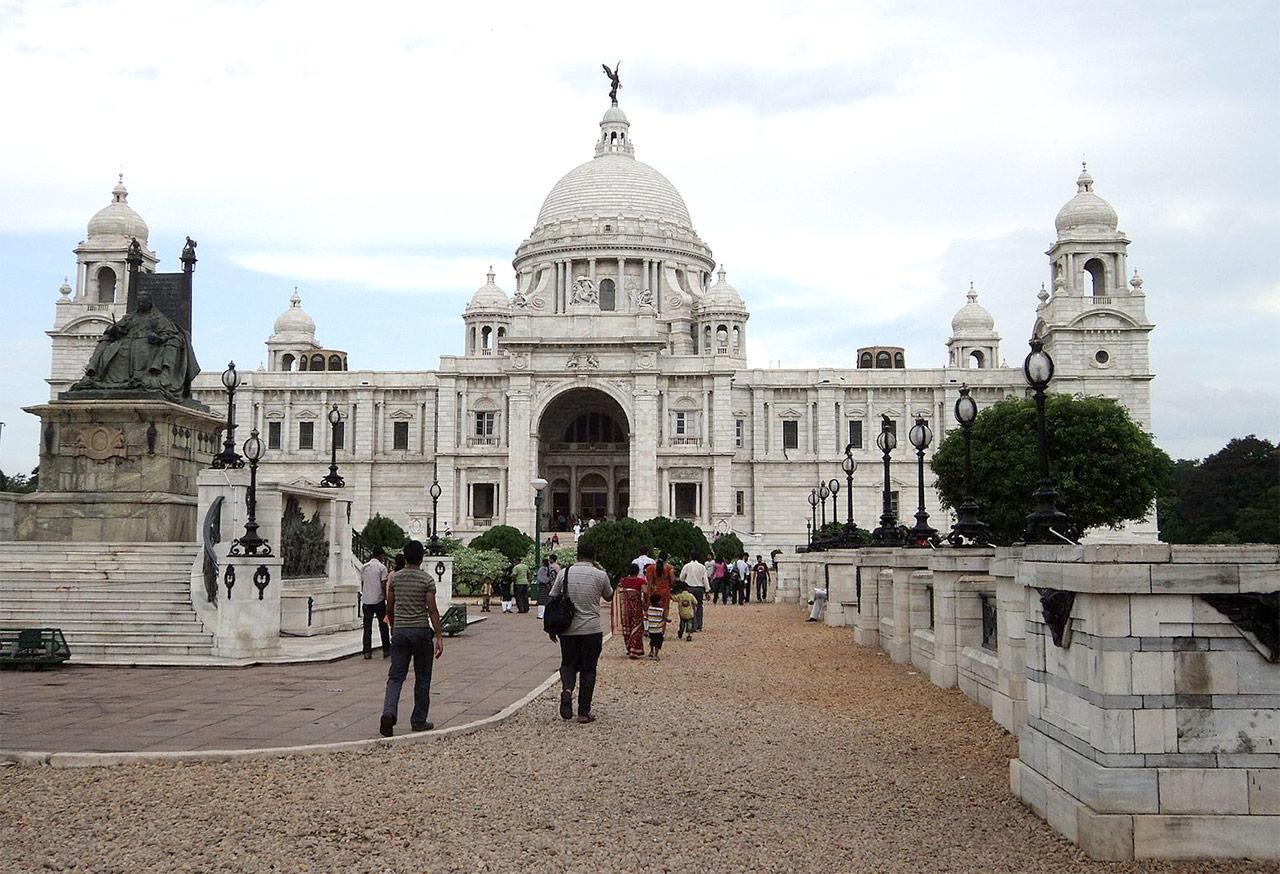 Victoria Memorial-Kolkata