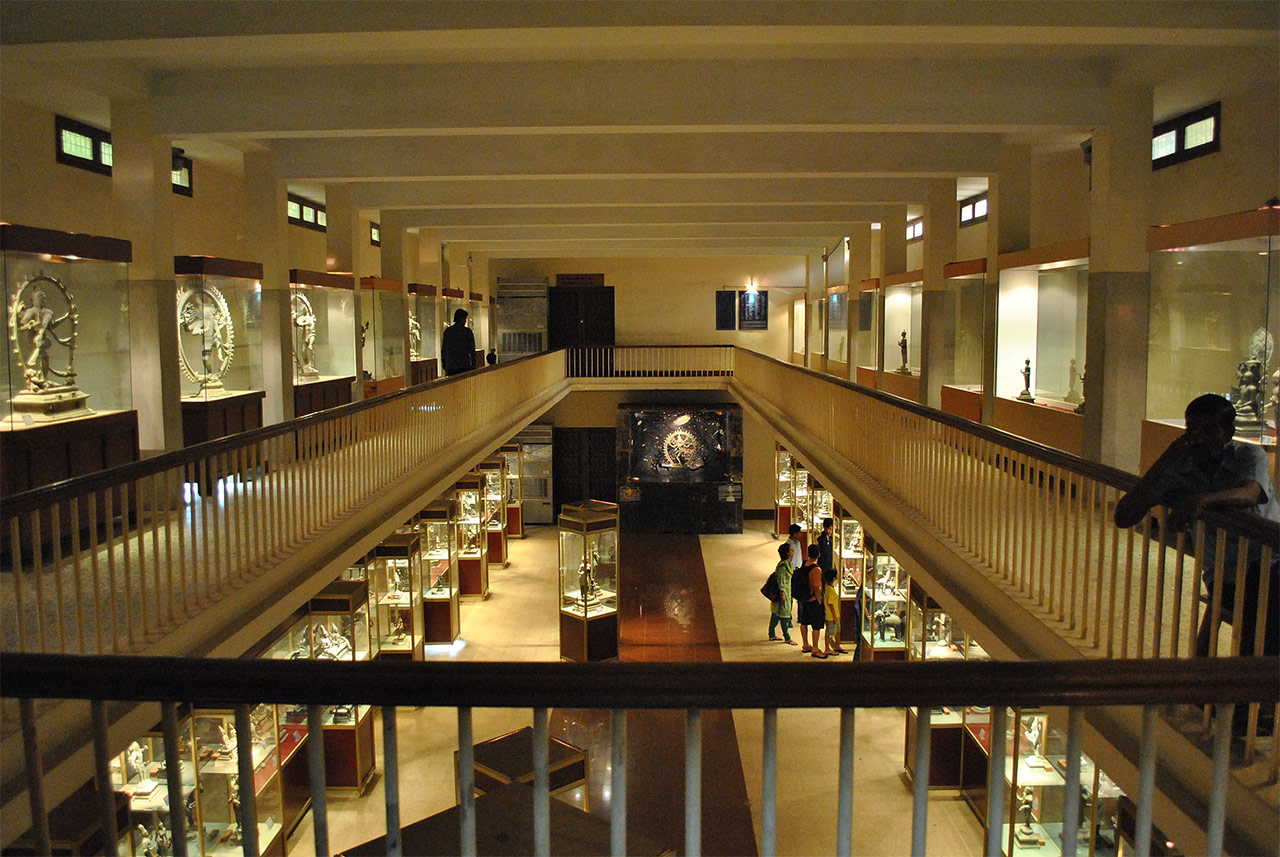 Art-Galleries-in-India-7-Government-Museum-Chennai