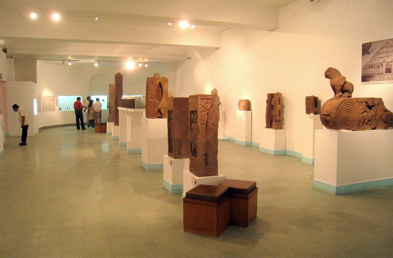 Art-Galleries-in-India-9-Government-Museum-Chennai