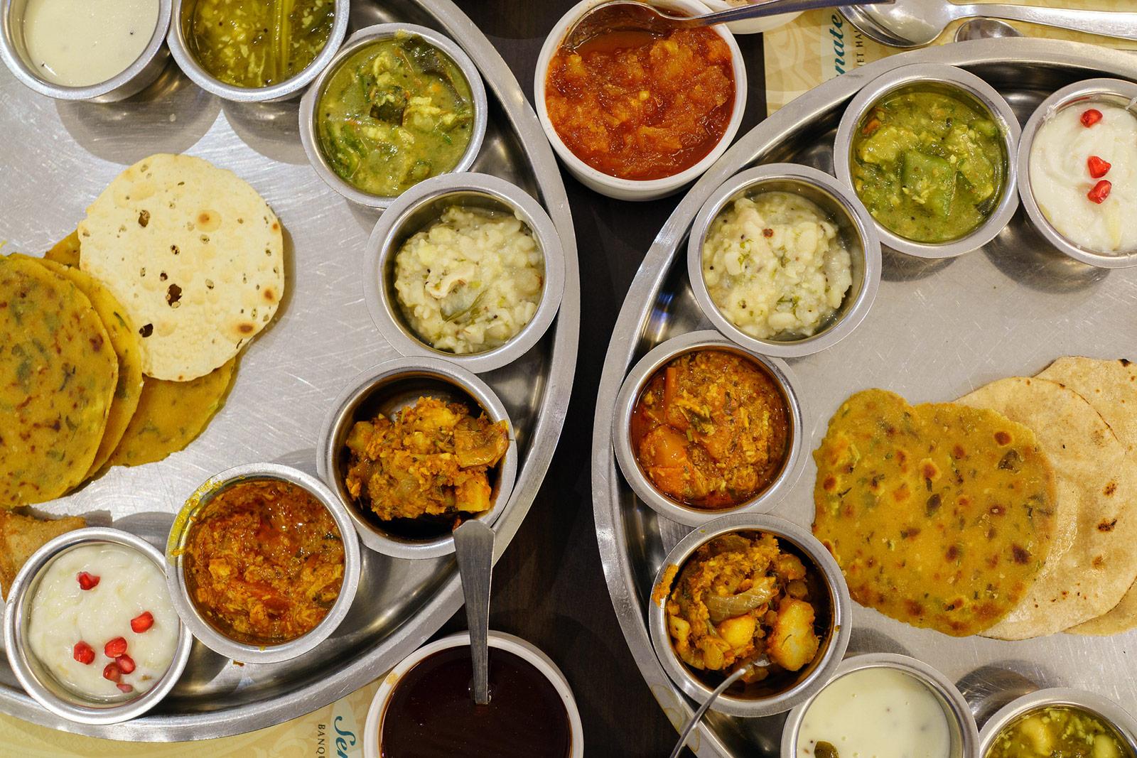 Thali-in-Indian-Cuisine