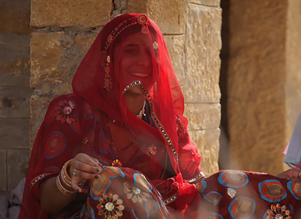 Traditional-Dress-of-Rajasthani-Odani