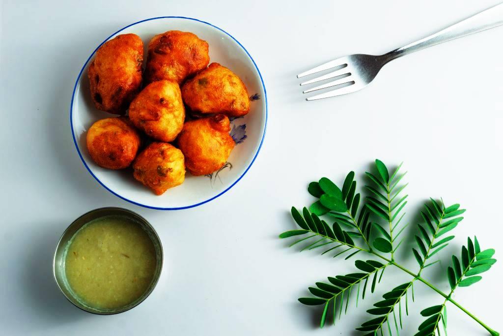 Bonda- Mysore's Famous Food