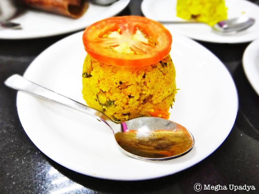 Khara Bath- Mysore's Famous Food