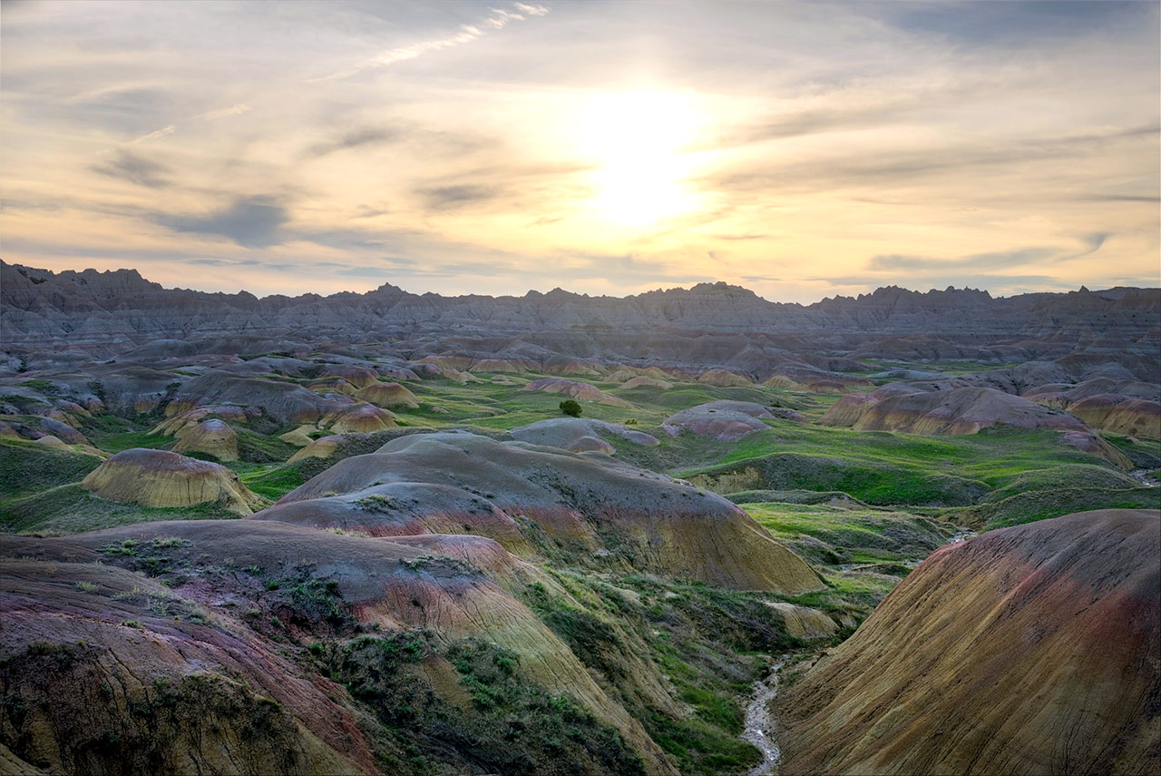 Most-Beautiful-Places-in-the-World-Black-Hills-and-Badlands,-South-Dakota
