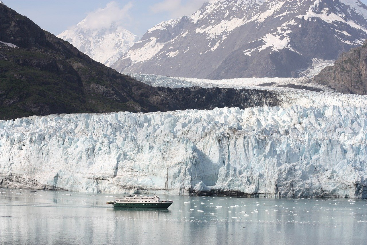 Most Beautiful Places in the World Glacier Bay National Park, Alaska