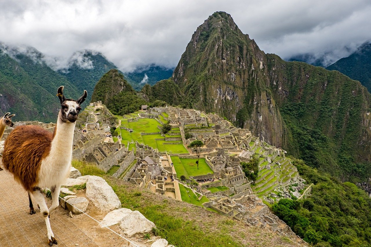 Most-Beautiful-Places-in-the-World Machu Picchu, Peru