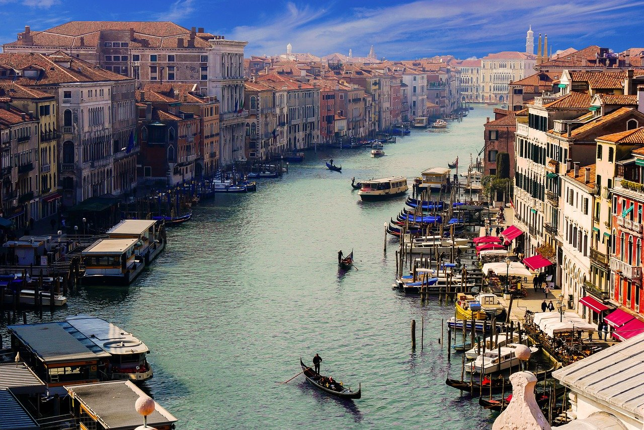 Most-Beautiful-Places-in-the-World Venice, Italy
