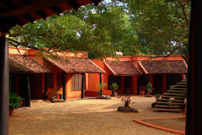 Eco-friendly Ideas from India - Auroville
