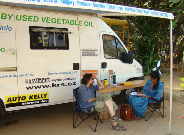 Eco-friendly Idea - Biodiesel