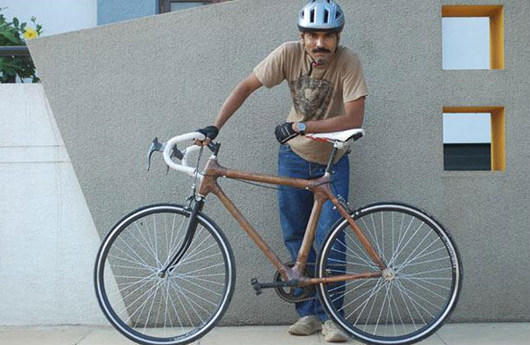 Eco-friendly Bamboo Cycle